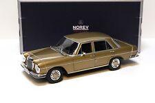 1:18 norev mercedes 280se 1968 Bizancio oro New en Premium-modelcars
