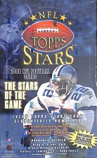 1998 Topps Stars NFL Unopenend Wax Box 24 packs 6 cards per pack