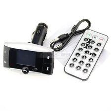 Auto MP3 Musik USB SD AUX Player FM Transmitter Freisprechanlage Bluetooth KFZ