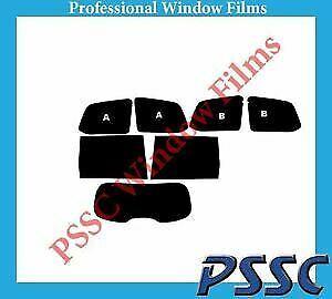PSSC Pre Cut Rear Car Auto Window Films - Ford Galaxy 2016-Current Kit