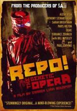 REPO! THE GENETIC OPERA NEW DVD