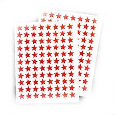 88 Pegatinas de Estrella Roja-para las recompensas Scrapbook Craft diario Buy 1 Get 1 Mitad De Precio!
