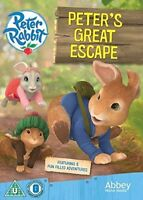 Peter Rabbit - Peter's Great Escape [DVD][Region 2]