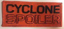 MERCURY CYCLONE SPOILER PATCH!!! FREE SHIPPING!!