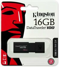 Clef usb 16go Kingston cle usb 16go DataTraveler 100 G3 USB 3.1 / USB 3.0