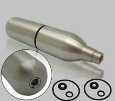 Rechargeable 12g Reusable Refillable Co2 Capsule Cylinder for Airsoft gun Pistol