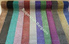 BLING RIBBON SPARKLY Sugarcraft Cake decorating Card craft mesh ribbons 6 row