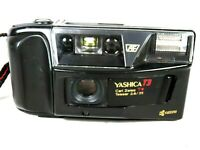 CARL ZEISS EAGLE EYE 2,8/35 POINT&SHOOT YASHICA T3 FILM CAMERA VERY NICE&WORKSS