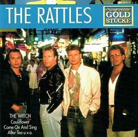 (CD) The Rattles - Ausgewählte Goldstücke - Stopping In Las Vegas, The Witch