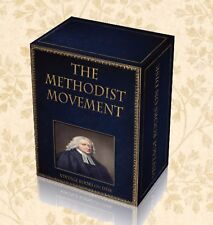 Methodist Church & John Wesley - 360 Rare Books on 2 DVD - Bible Jesus Gospel M1