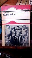Auschwitz  di Léon Poliakov - prefazione di Primo Levi - Veutro, 1968