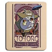 My Neighbor TOTORO Mouse Mat Mousepad - Gift - studio ghibli film - Anime -