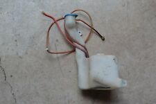 90-91 Honda CRX SI HF DX OEM Windshield Washer Fluid Bottle Rear Wiper w/Motors