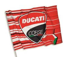 Genuine Ducati Corse 2017 Flag, Banner, 148cm x 96, 987695090