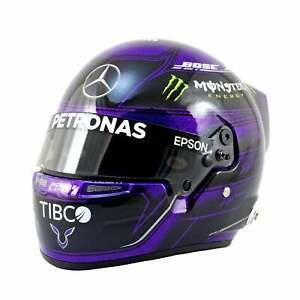 Mercedes AMG 1:2 Mini F1 Helmet Lewis Hamilton Styrian GP 2020