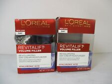 2 L'OREAL REVITALIFT VOLUME FILLER DAY MOISTURIZER 1.7 oz EA EXP 6/21+ JL 8835