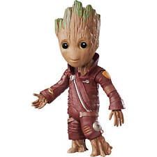 BABY GROOT MARVEL GUARDIANS OF THE GALAXY VOL 2 HABRO IN RANGER OUTFIT 11.5""