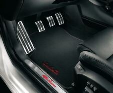 Alfa Romeo Giulietta Carpet Mats Set Red Stitching New Genuine 50903503