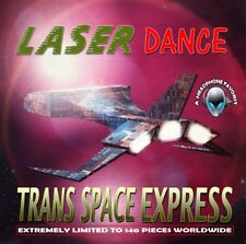 LASERDANCE TRANS SPACE EXPRESS LIMITED NUMBERED EDITION THIS=096/140 MADE WORLD