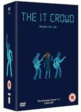The It Crowd - Series 1 to 4 Complete BOXSET UK DVD