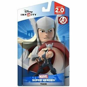 Disney Infinity: Marvel Super Heroes 2.0 Thor Wii U Xbox PS3 NEW MOC