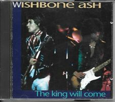CD COMPIL 10 TITRES--WISHBONE ASH--THE KING WILL COME