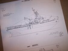 Hmcs Labrador model boat ship plans