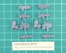 Warhammer 40K Deathwatch Kill Team Sergeant Weapon 1 Arm 4 Weapons x 2 Y1 B