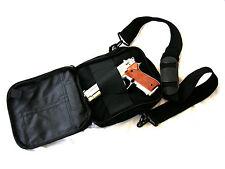 NEW NATO® Gun Pistol Concealment double Holster Storage Case Bag 1000D Nylon USA