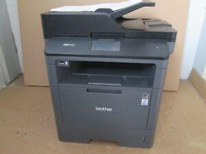 Brother Multifunktionsgerät MFC-L5700DN Druck Kopie Scan Fax Duplex USB LAN <29k