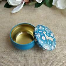 Candle Making Candle Jars,Empty Metal Jar Scented Candle Tins Container Case