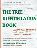 Tree Identification Book, Paperback by Symonds, George Wellington Dillingham,...