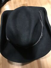 Twister Dakota Cowboy Wool/Felt Hat, Size XL, Preowned