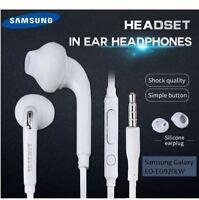 Original Samsung Galaxy S7 S6 Hybrid Stereo Headset In-Ear Kopfhörer EO-EG920BW