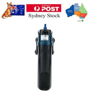 Sunsun UV Sterilizer, 5W UV Light Cleaner Submersible Filter For Aquarium Fish