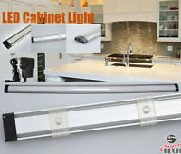 300mm Ultra Slim LED Rigid Bar System Link-able Under Cabinet Lights, W Fitting