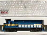 ATLAS 1/160 N SCALE IOWA CHICAGO & EASTERN EMD GP40-2 DC RD #4204 # 40001933 F/S