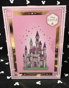 Disney Castle Collection Aurora sleeping beauty Castle Ornament