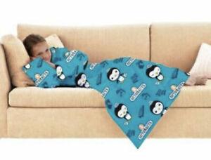 Cosy Snuggle Fleece Octonauts Peso Winter Warm With Sleeves