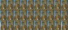 60 LOTE JFJ Easy Pro 3m 1200 Granos Gris Suave Papel de lija