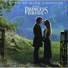 MARK KNOPFLER: THE PRINCESS BRIDE ORIGINAL FILM SOUNDTRACK CD DIRE STRAITS / NEW