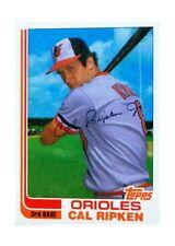 1982 Topps Traded Cal Ripken Baltimore Orioles #98T Baseball Card