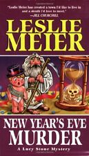 New Years Eve Murder (Lucy Stone Mysteries, No. 12) by Leslie Meier