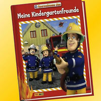 FEUERWEHRMANN SAM   MEINE KINDERGARTENFREUNDE   Kindergarten Freunde-Buch (Buch)