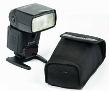 Canon 430EX II Shoe Mount Flash Speedlight