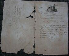 Manque de secours à Gravelines Incorporation Binet fils Sergent-Major. Eblé.1794