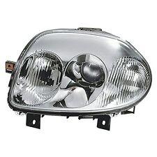 Headlight, fits Renault Clio (DeTwin) Left ''99->''01 : HELLA 1LL 007 510-071