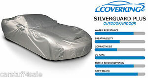 COVERKING SILVERGUARD PLUS all-weather CAR COVER made for 1964-1969 Ford GT-40