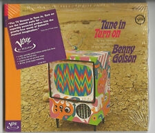 "Benny Golson ""tune in, turn on"" - Digipack CD 1999 verve, nouveau & OVP"