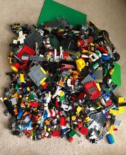 Lego Job Lot Bundle Star Wars Batman Marvel Police Cars Minifigures 4.2kg
